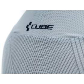 Cube Edge Jersey Longsleeve Ronde Hals Heren, grey´n´lime